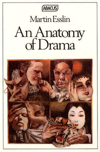 An Anatomy of Drama - Book cover