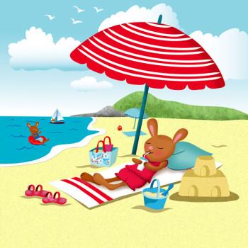 Rabbits Beach day