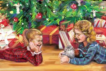 Jolly Jingle Interior