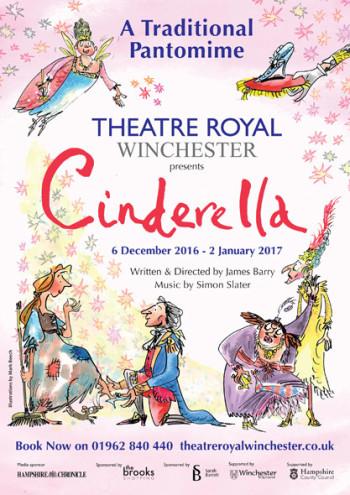 Cinderella Poster design