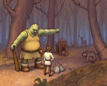 Lars and the Troll