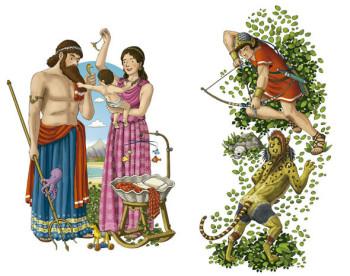 Orion Mythos