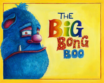 The Big Bong Boo Cover