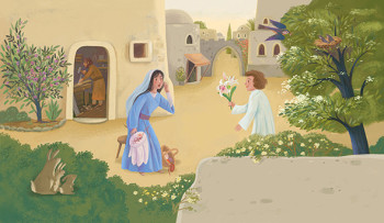 Look Inside Nativity / Lion Hudson Publishing