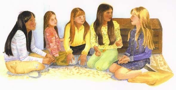 Girls in the Attic