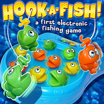 Hook-a-Fish, children' game