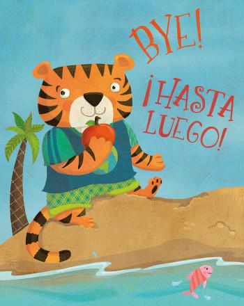 Children's Healthcare of Atlanta Adventure Book - Tiger