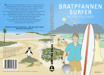 Cover for Bratpfannen surfer (Frying pan surfer)