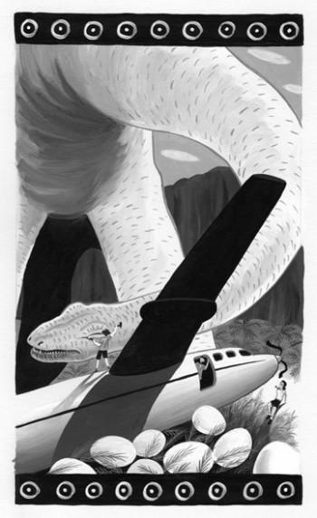 The Argentinosaurus