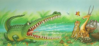 Selfish Crocodile