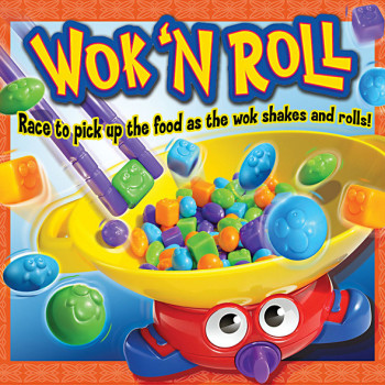 Wok and Roll game