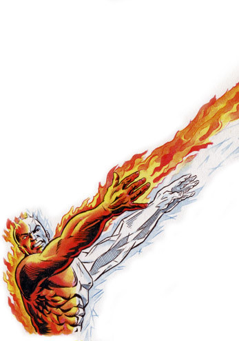 Flame & Ice