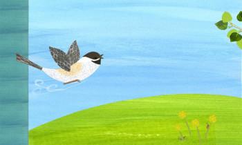 One Little Chickadee Flew Away