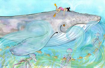 My Whale Friend