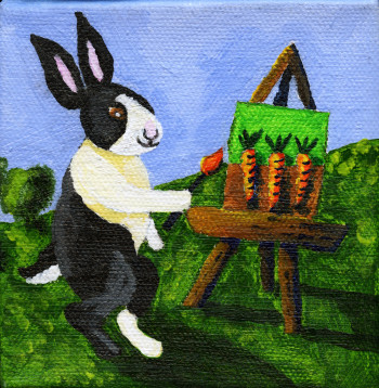 Artist Rabbit