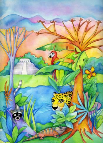 El cielo Maya 2