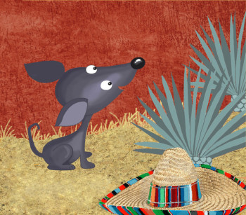 Xocolatl el xoloitzcuintle mexicano