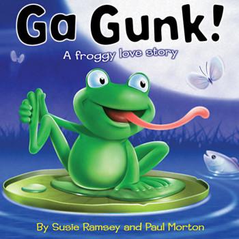 Ga Gunk book cover