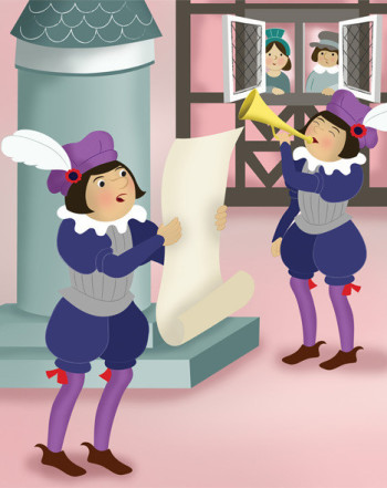Cinderella scene