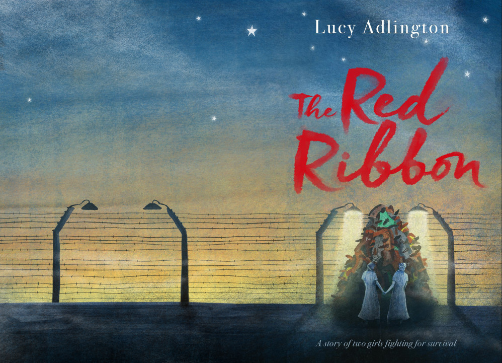 The Red Ribbon - Book Cover
