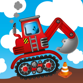 Little Red Digger