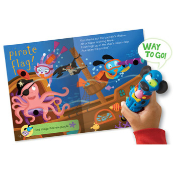Ace & Kat interactive storybooks