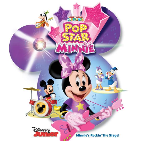 Minnie 'Pop Star'