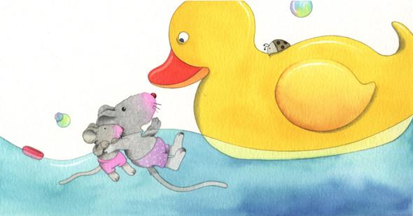 Gastón Ratón y Gastoncito