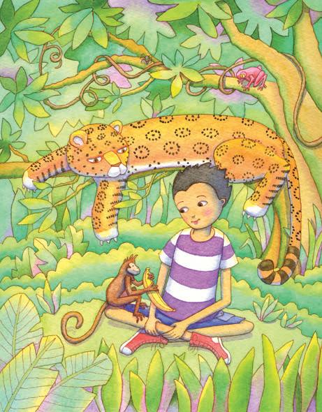 Leopard Boy 2