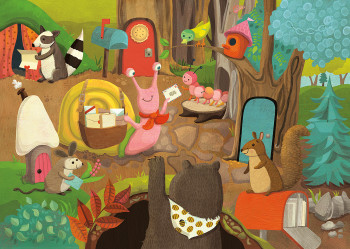 Highlights for Kids –Snail Mail Hidden Pictures