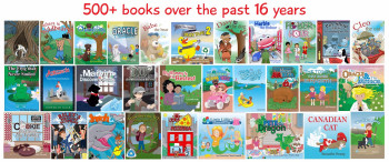 500 Books over the past 16 years