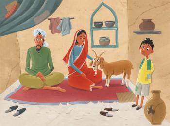 Family Goat