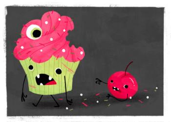 Zombie Desserts