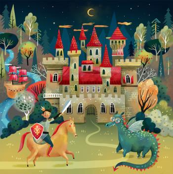Medieval fairy tale