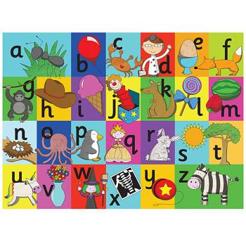 A - Z jigsaw