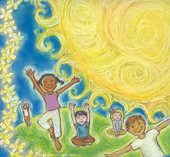 Dance For The Sun