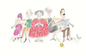 Grannies and Grandpas