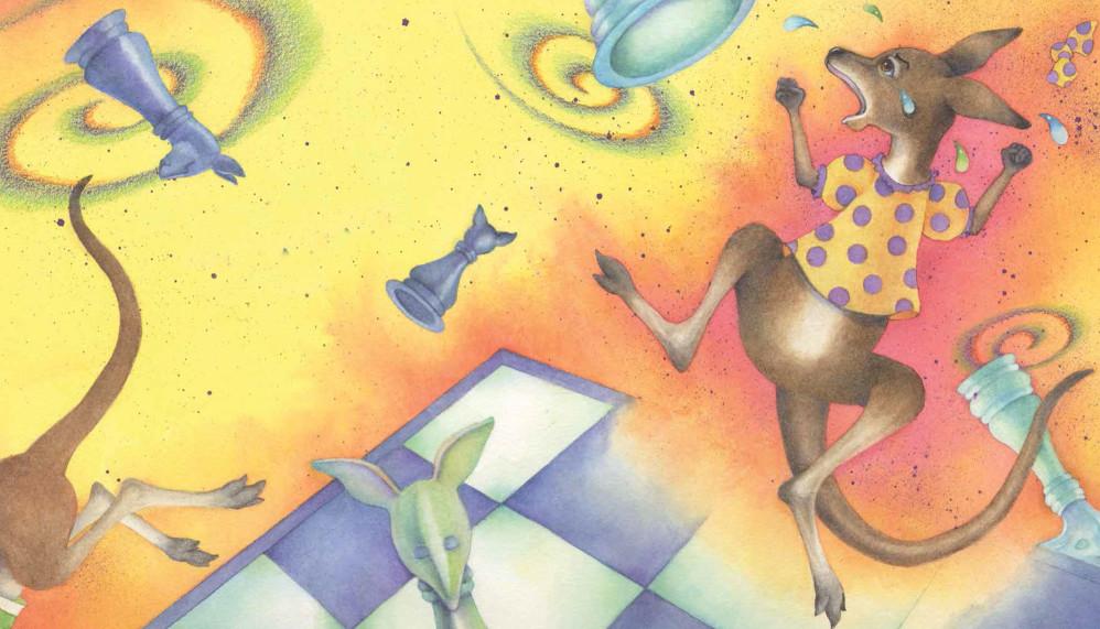 Chessboard Tantrum
