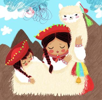 Llama . sisters