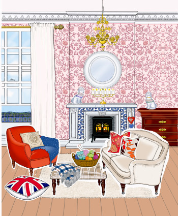 Royal Doll House