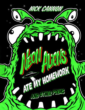 Neon Aliens Ate My Homework