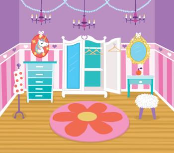 dress up bedroom