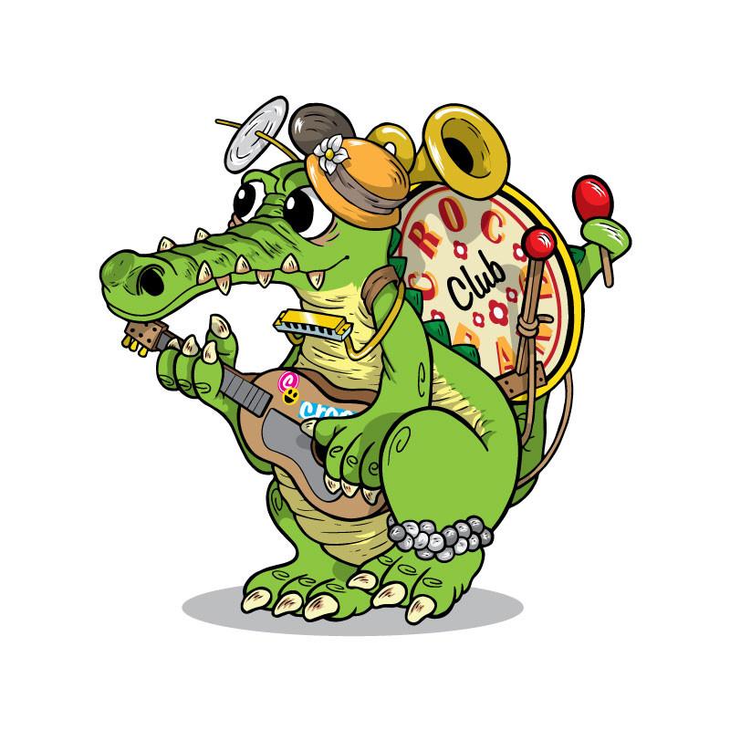 Croc Club Band