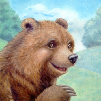 A bear for you