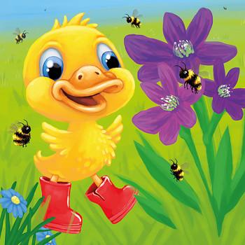 Little Duck's Galoshes