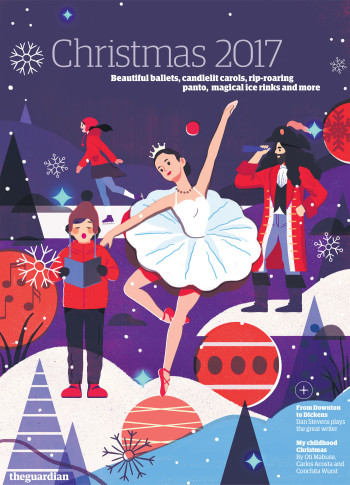 The Guardian - Christmas Cover