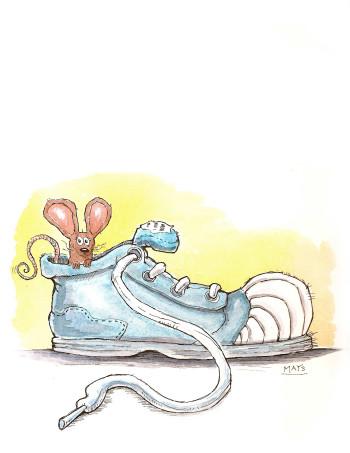 Timmy Tyson Tie Your Shoe