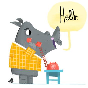Hello Rhino