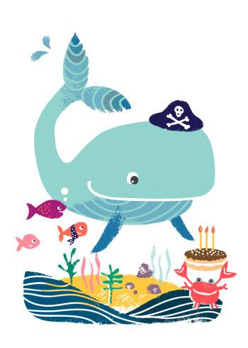 Whale's Birthday
