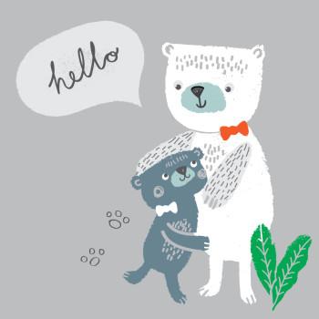 Bear Cuddles
